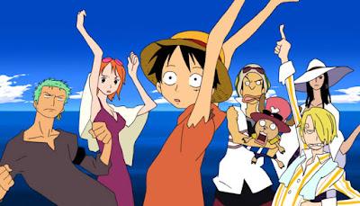 Hình Ảnh One Piece Movie 6  Baron Omatsuri và hòn đảo bí ẩn