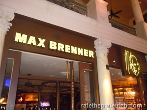 Max Brenner