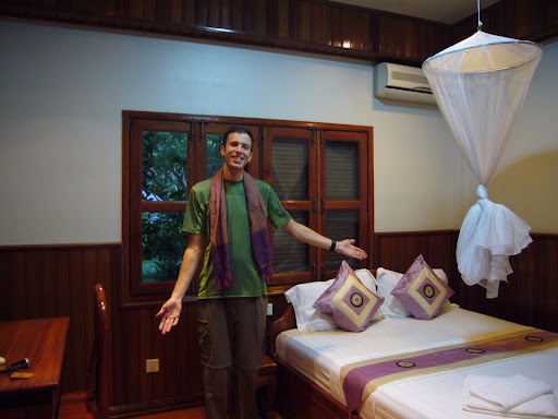 Nice digs on the cheap in Siem Reap