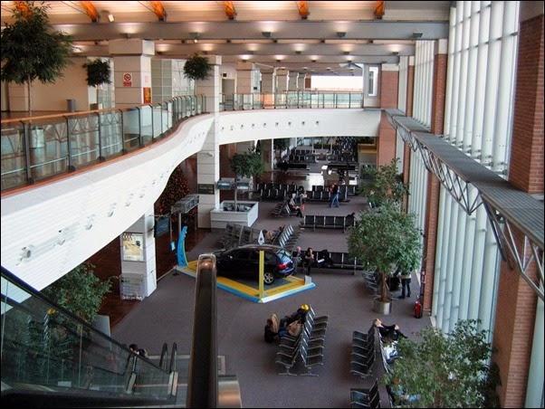مطار مارك بولو