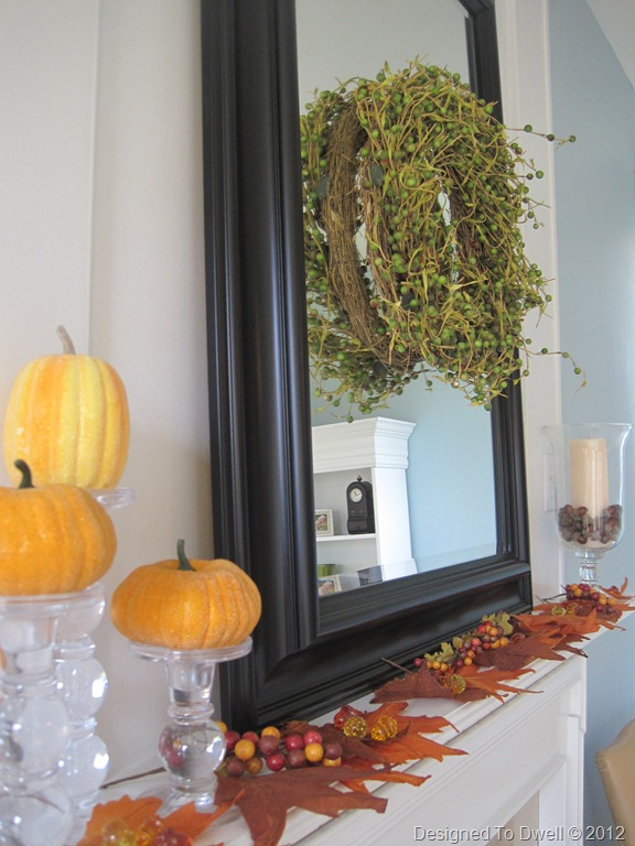 Fall Mantel 3