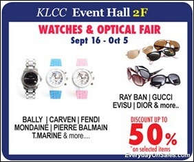 Isean-Watches-Optical-Fair-2011-EverydayOnSales-Warehouse-Sale-Promotion-Deal-Discount