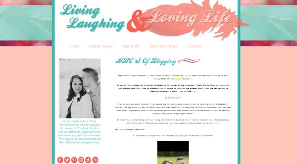 LivingLaughing&LovingLife