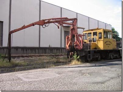 IMG_7460 Samuels Pacific Industries 45-Tonner #45 in Milwaukie on July 13, 2007