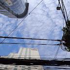 ホーチミン・ホテル上空