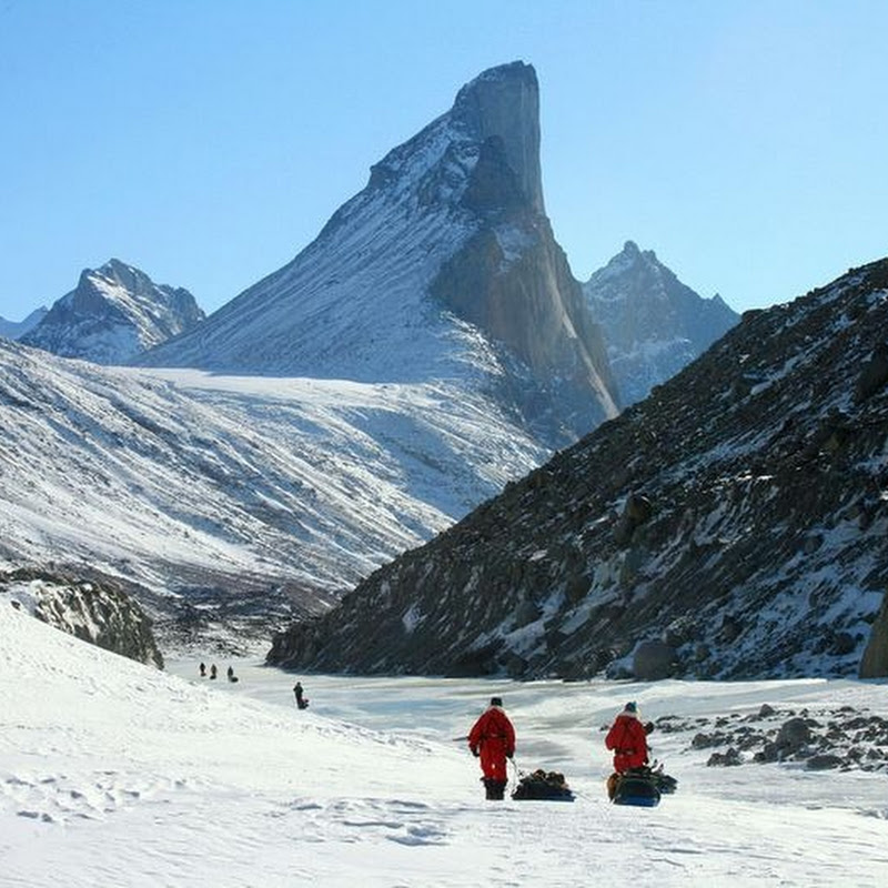 Mount Thor - The Greatest Vertical Drop on Earth