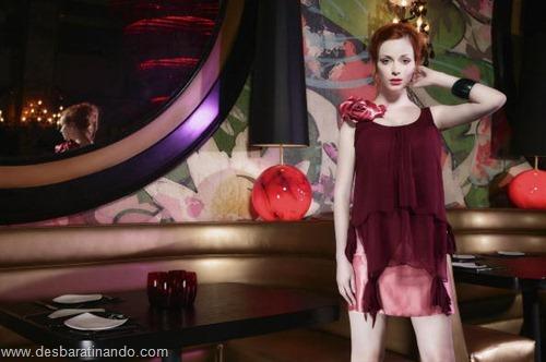 Christina Hendricks linda sensual sexy sedutora decote peito desbaratinando (29)
