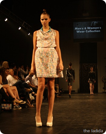 Raffles Graduate Fashion Show 2012 - Junction - Men & Women's Wear Collection  (4)
