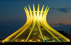 Imagen El portafolio de Oscar Niemeyer en 3D
