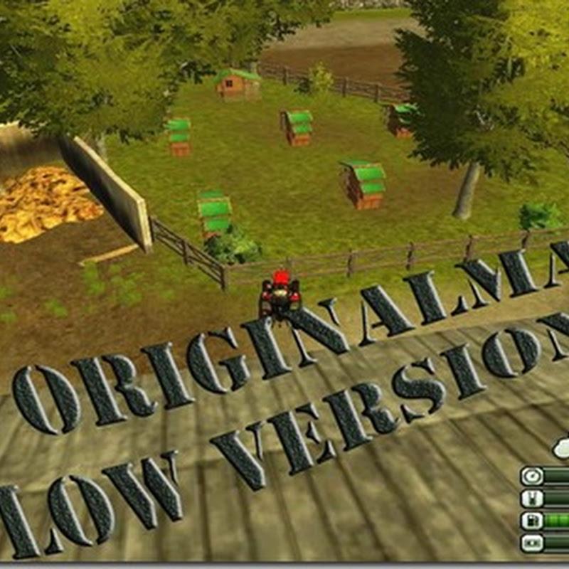 Farming simulator 2013 - OriginalMap Low Version V2 ITA