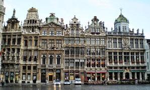 Grand-Place de Bruxelles Maisons 1à6