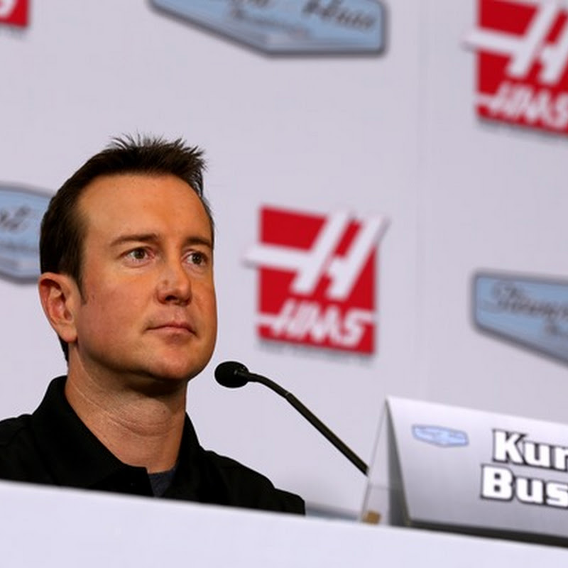 Speak Your Mind: Busch comes full circle in deal with Stewart-Haas Racing