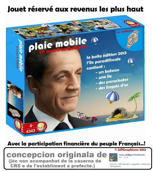 plaie mobile