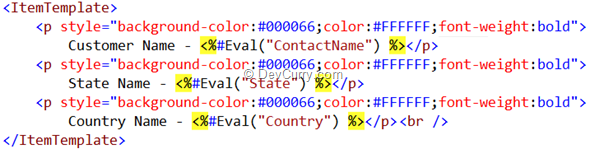 item-template-code