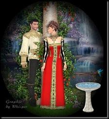 Lady-Prince-garden