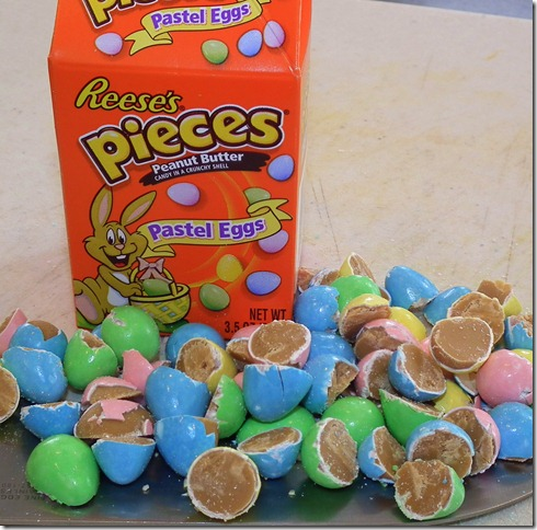 Reese's Peanut Butter Easter Eggs