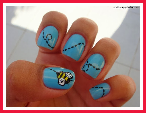 Cool Easy Nail Art Designs Pictures Photos Video Pictures Cool Simple Nail Designs