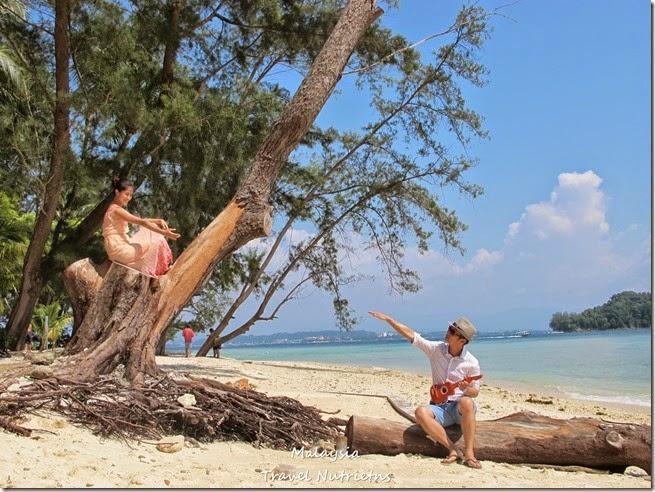 沙巴亞庇馬努干島 Manukan (42)