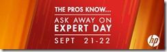 hp expert day