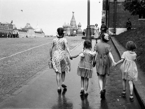 В выходной на Красную площадь, автор Юрий Кривоносов