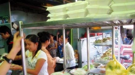 quán cơm chay - ăn chay ái hữu hội quans