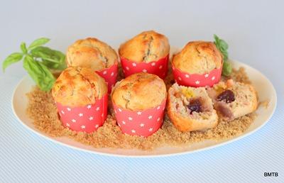 Hidden Treasure Muffins