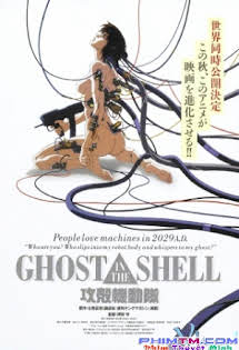 Ghost In The Shell - Kôkaku Kidôtai