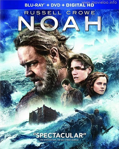 Noah (2014) BLURAY 720p YIFY-900MB
