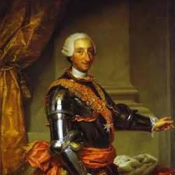 61 - Raphael Mengs - Retrato de Carlos III