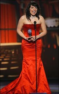 Sara Ramirez - Tony Award