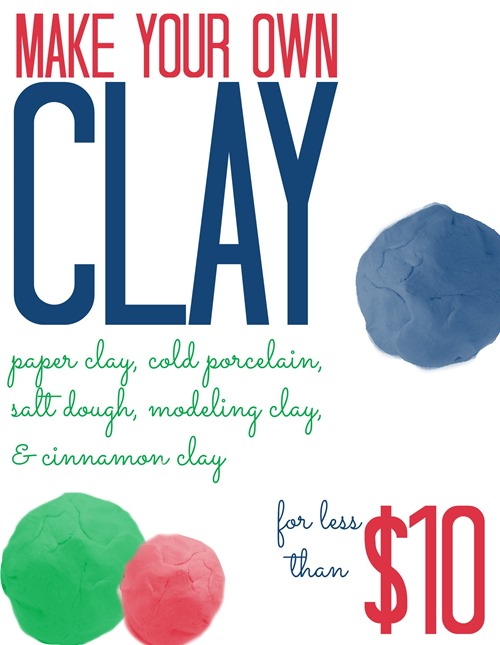 all cheap crafts make your own craft supplies diy clay