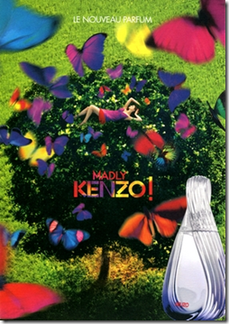 Cartaz Madly Kenzo!