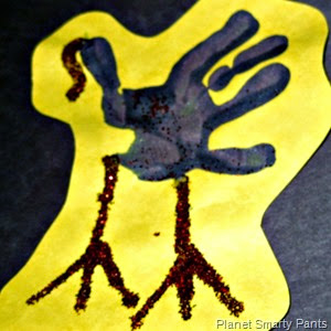 Turkey-Handprint-Craft