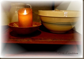 counter candle 1