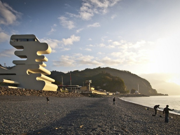 sarpi border checkpoint by j. mayer h. architects 8