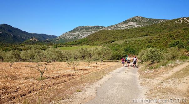 Hérault Trail