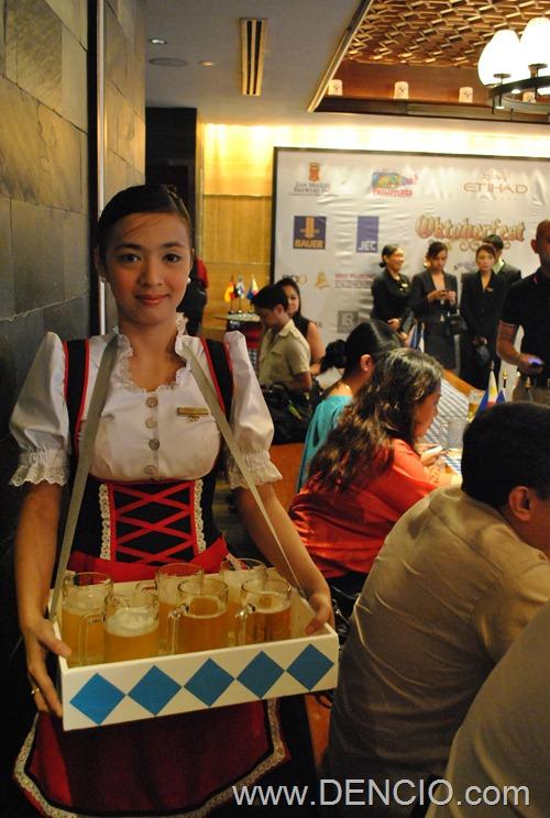 Sofitel Manila Oktoberfest 2011 23