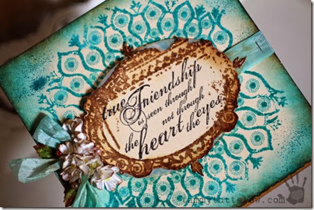 Tammy Tutterow  True Friendship Card 24a