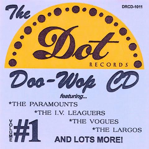 Dot Doo-Wop - Vol 1 - 27 front