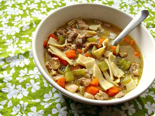 chicken noodle soup4