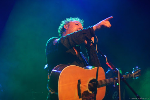 Levellers (UK) @ Palac Akropolis, Prague