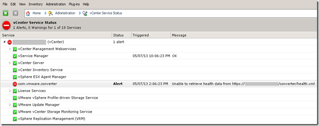 02 com vmware converter alert