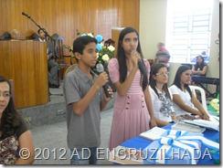 Culto de abertura das fesitividades das crianas 2012 038