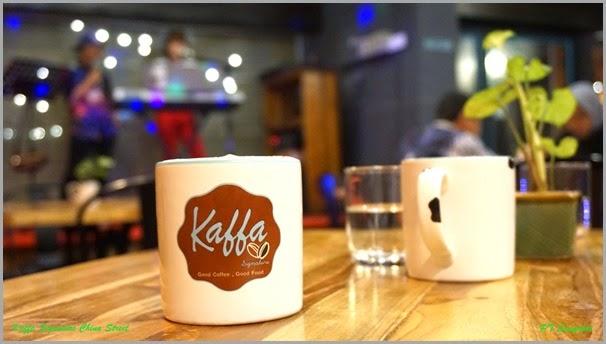 Kaffa Signature Cup