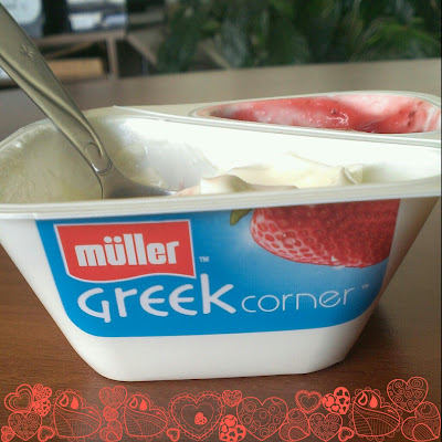 Laurel Likes It Müller Greek Corner Yogurt