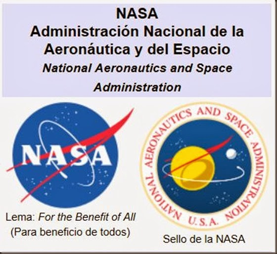 Logo y Sello de la Nasa