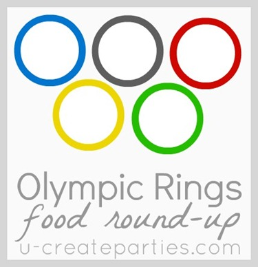 Ucreate Olympic Rings Food Roundup