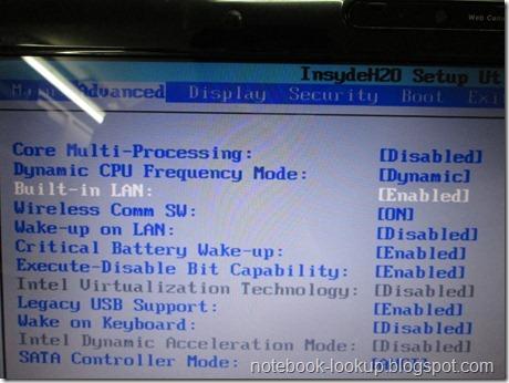 บันทึกช่าง แก้อาการจอฟ้า BSOD 124 ของ Toshiba Satellite L510 Win7