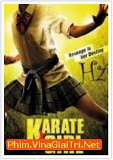 Cô Gái Karate