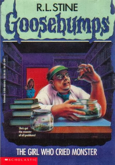Goosebumps The Girl Who Cried Monster TV Show Episode